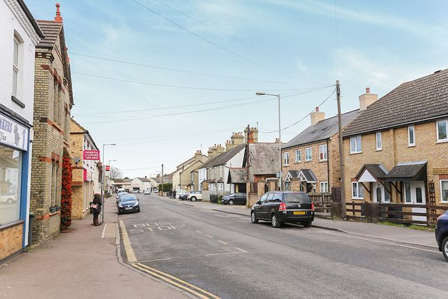 Thumbnail Flat to rent in High Street, Arlesey