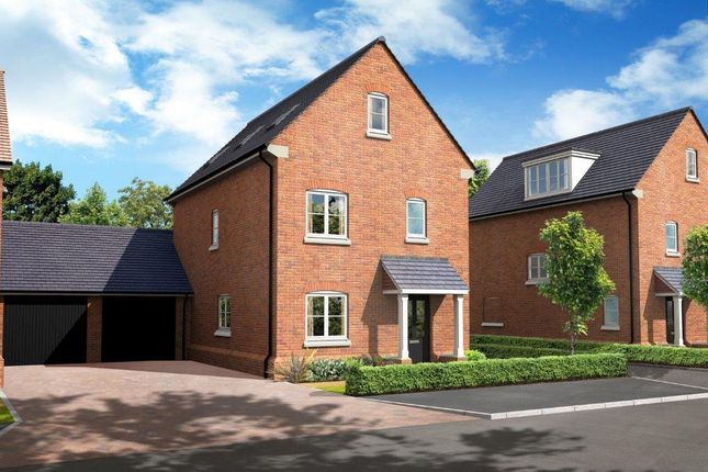 """Thumbnail Property for sale in """"The Claremont"""" at Basingstoke Road, Spencers Wood, Reading"""