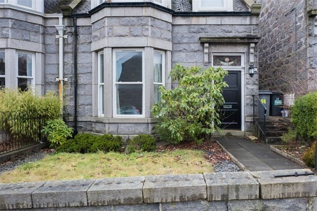 Thumbnail Flat for sale in Abergeldie Road, Aberdeen