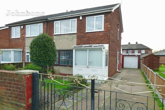 Semi-detached house for sale in Lake Road, Woodlands, Doncaster.