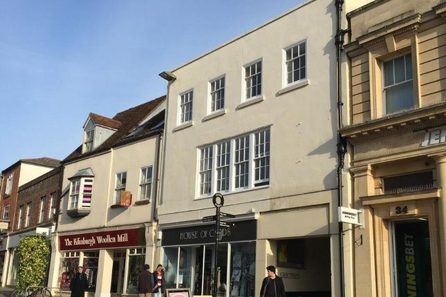 Thumbnail Commercial property for sale in High Street, Andover