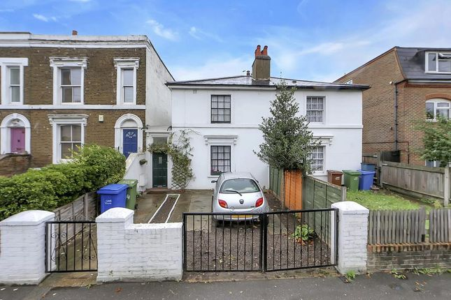 Thumbnail Semi-detached house for sale in Commercial Way, London