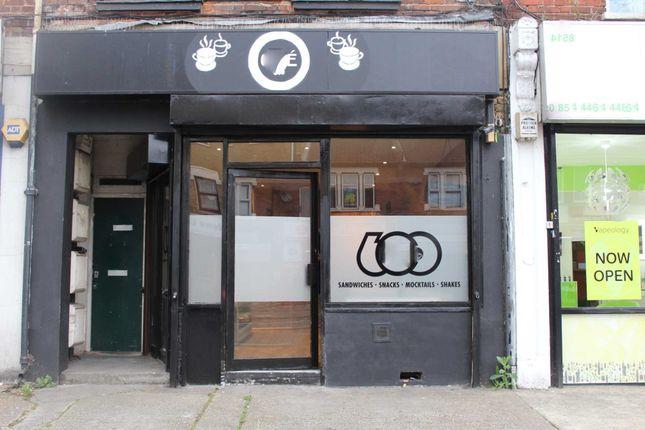 Retail premises for sale in Romford Road, London