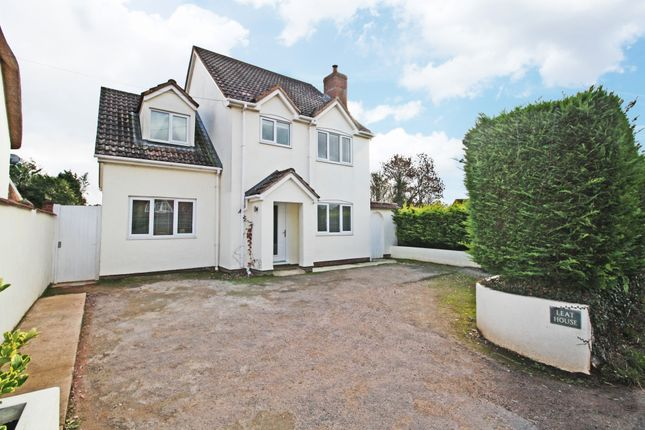 Thumbnail Detached house for sale in Sowton Village, Sowton, Exeter