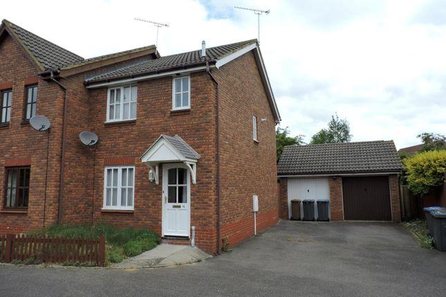 Thumbnail Property to rent in Brights Walk, Grange Farm, Kesgrave
