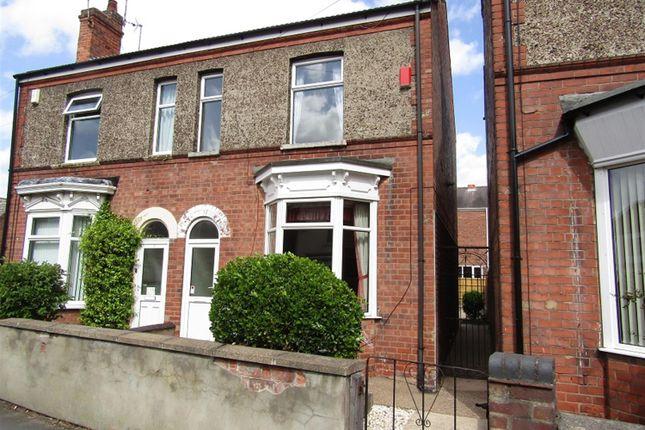 Fawcett Street, Gainsborough DN21
