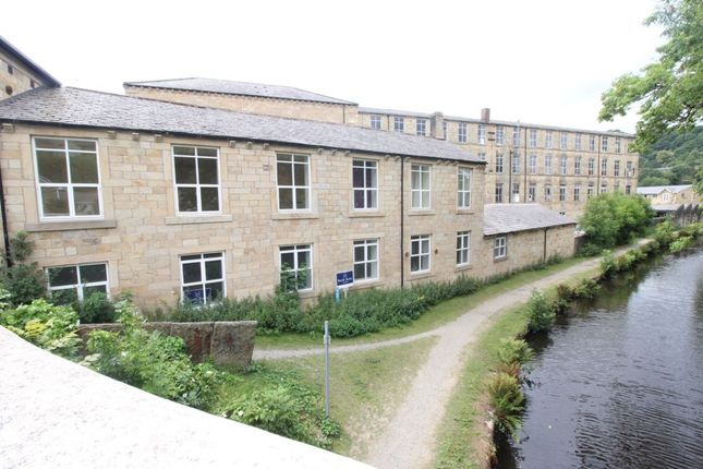 Thumbnail Flat for sale in Hollins Mill Hollins Road, Todmorden
