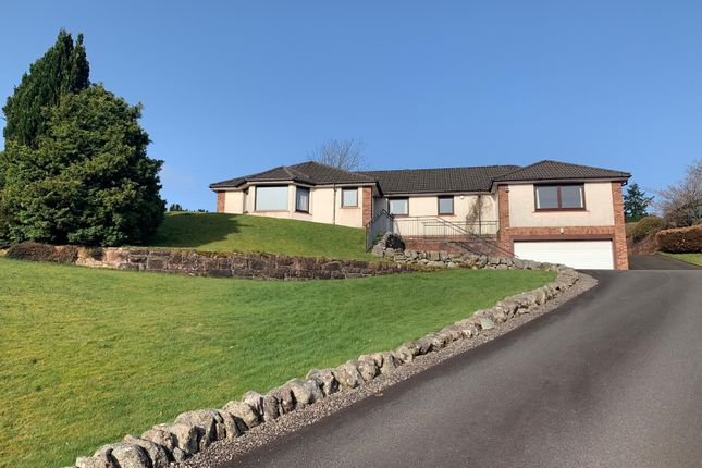 4 bed bungalow for sale in Johnston Drive, Dalbeattie DG5