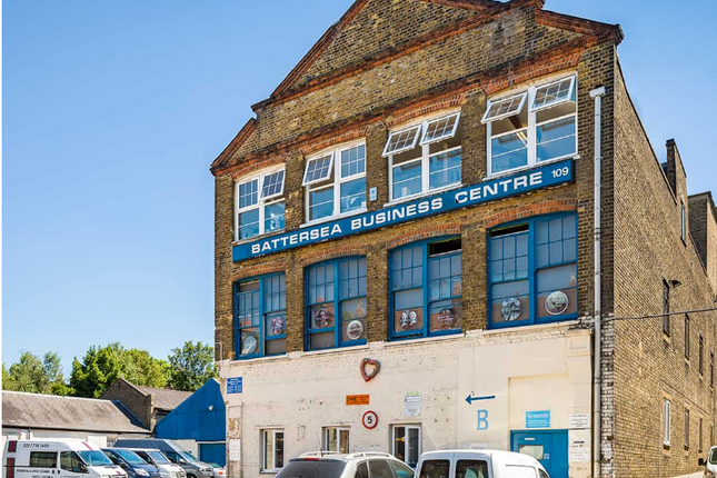 Office to let in Lavender Hill, Battersea