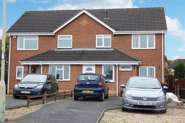 Thumbnail Semi-detached house for sale in Brooks Lane, Whitwick, Coalville, Leicestershire
