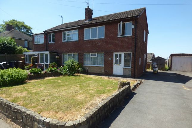Thumbnail Property to rent in Whieldon Road, Mount Pleasant, Stoke On Trent