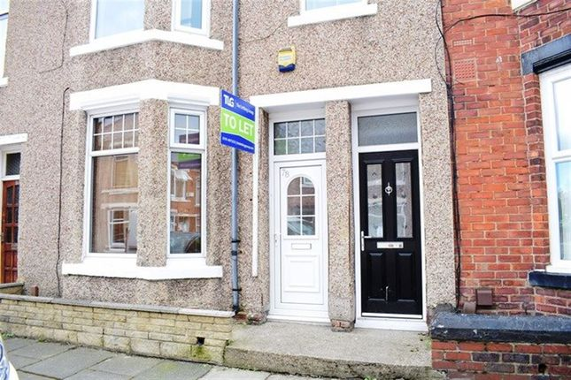 Thumbnail Flat to rent in Coleridge Avenue, South Shields