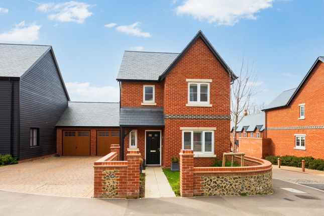 Thumbnail Link-detached house for sale in Horse Leys, Henley-On-Thames