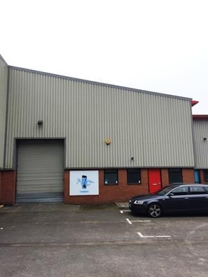 Thumbnail Light industrial to let in Unit B8, West Point Industrial Estate, Penarth Road, Cardiff