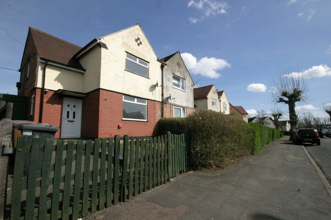 Thumbnail Semi-detached house to rent in Kitchener Avenue, Derby
