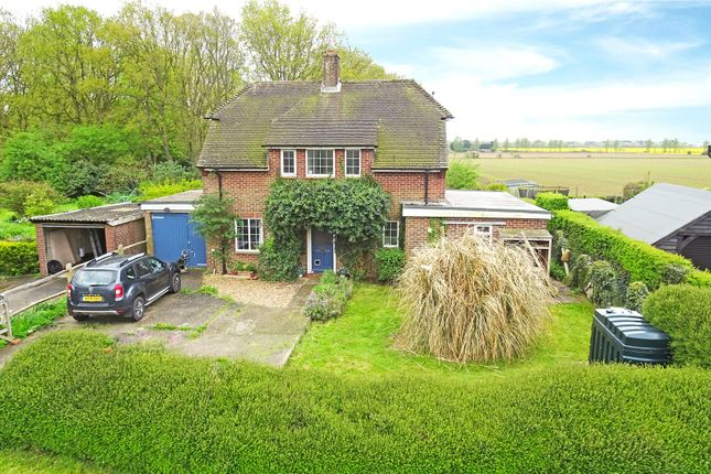 Thumbnail Detached house for sale in Poling, Arundel, West Sussex