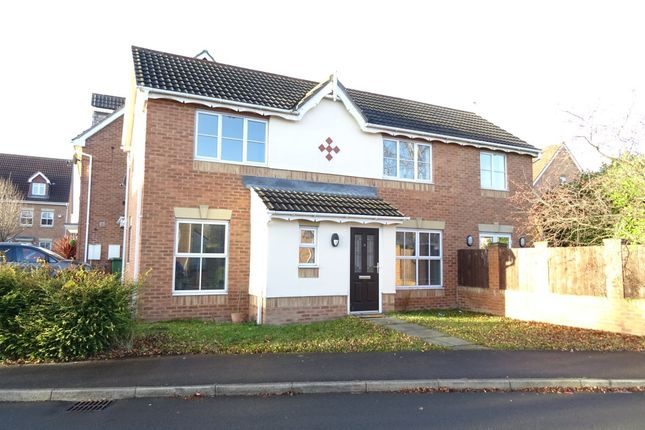 Thumbnail Detached house for sale in Weavers Chase, Alverthorpe, Wakefield