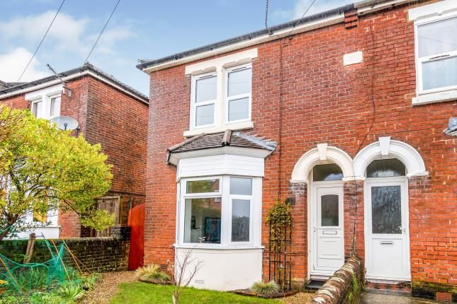 Thumbnail Semi-detached house for sale in Portswood, Southampton, Hampshire