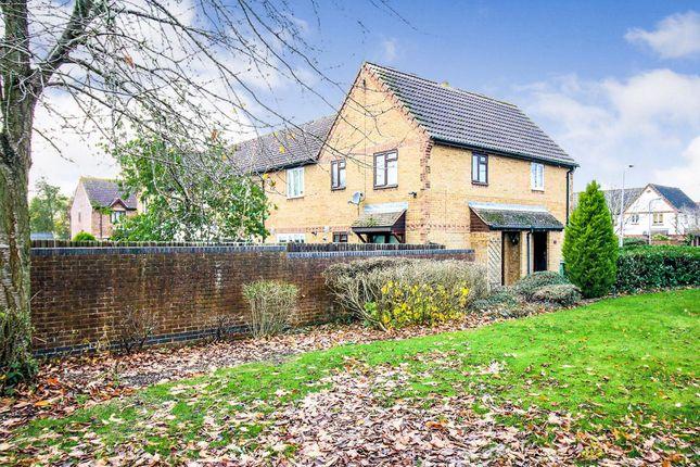 Thumbnail Terraced house for sale in Anton Way, Aylesbury