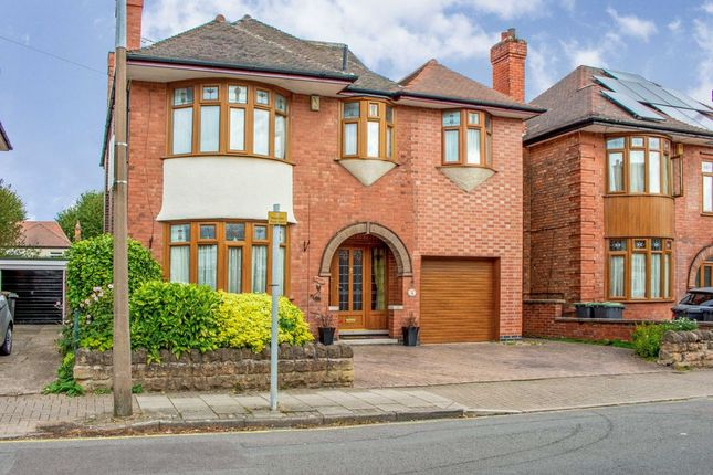 Thumbnail Detached house for sale in Marlborough Road, Beeston, Nottingham