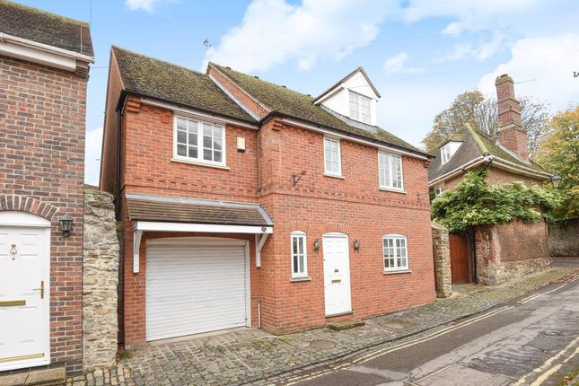 Thumbnail Detached house for sale in Abingdon, Oxfordshire OX14,