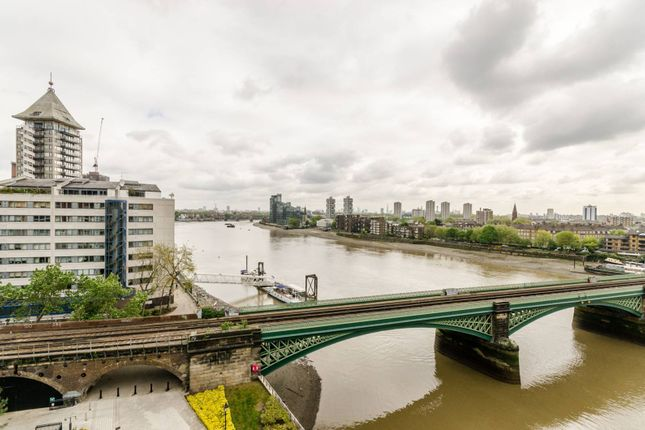 Thumbnail Flat for sale in Waterside Tower, Imperial Wharf
