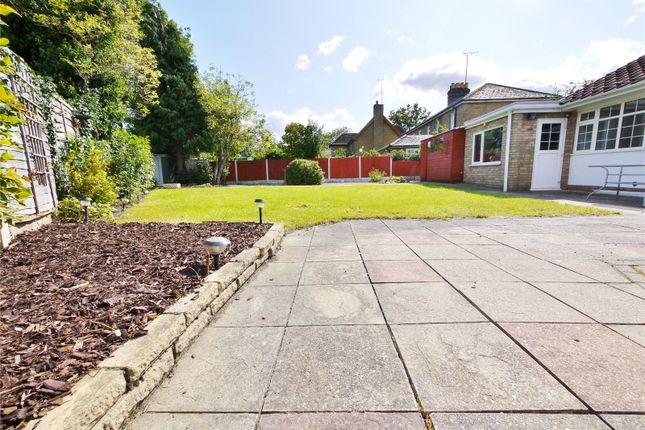 Thumbnail Detached bungalow for sale in Stocks Lane, Kelvedon Hatch, Brentwood, Essex