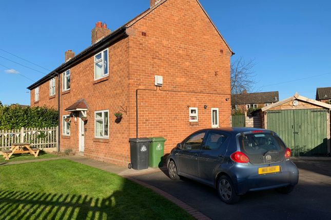 3 bed semi-detached house for sale in The Wheatlands, Baschurch, Shrewsbury SY4