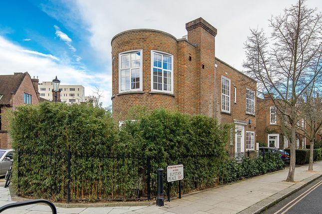 Thumbnail End terrace house to rent in Sprimont Place, London, London