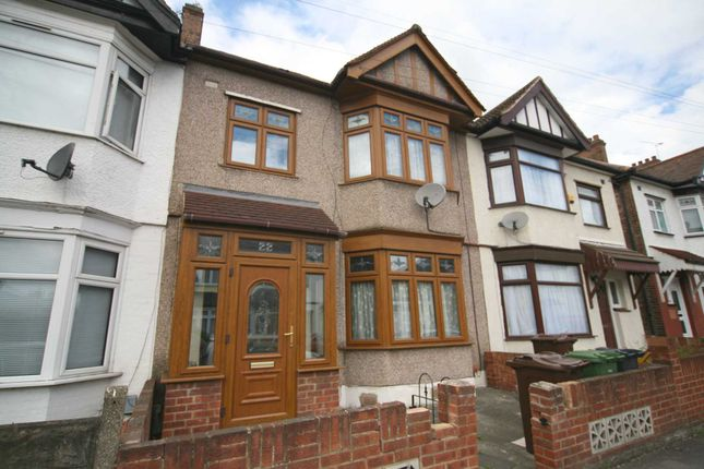 Thumbnail Terraced house to rent in Farrance Road, Chadwell Heath