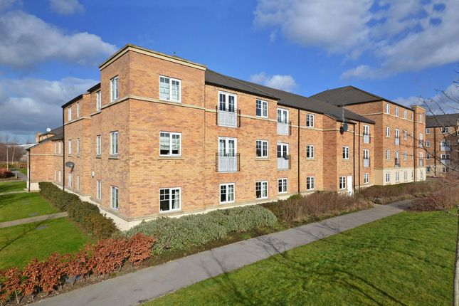 Thumbnail Flat to rent in Russet House, Birch Close, Huntington