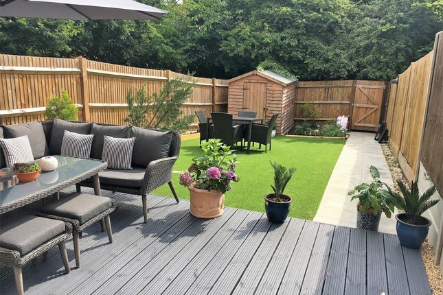 Thumbnail Town house for sale in Sister Ann Way, East Grinstead, West Sussex