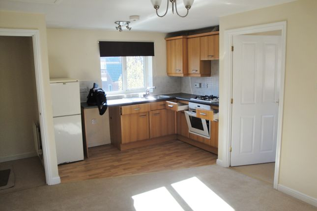 Thumbnail Flat to rent in High Hazel Drive, Mansfield Woodhouse, Mansfield