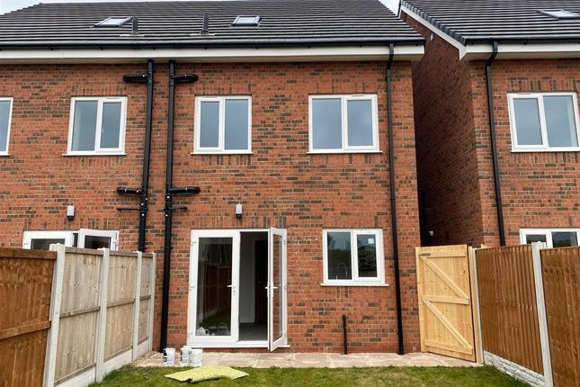 Thumbnail Semi-detached house for sale in Proto Close, Speke, Liverpool