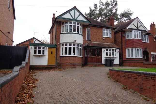 Thumbnail Detached house for sale in Stoney Lane, Yardley, Birmingham