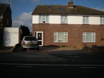 Thumbnail Semi-detached house to rent in Lodge Close, Uxbridge, Uxbridge