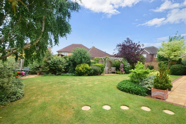 Rear Garden of Lodge Field Road, Whitstable, Kent CT5