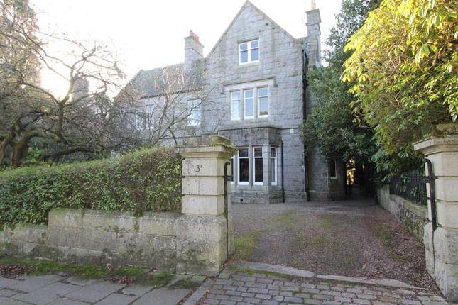 Thumbnail Flat to rent in Rubislaw Den North, Aberdeen