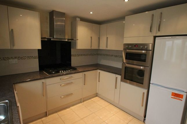 Thumbnail Bungalow to rent in Belvoir Close, Oadby, Leicester