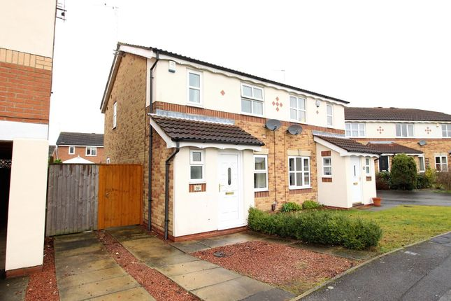 3 bed semi-detached house for sale in Whitley Close, York