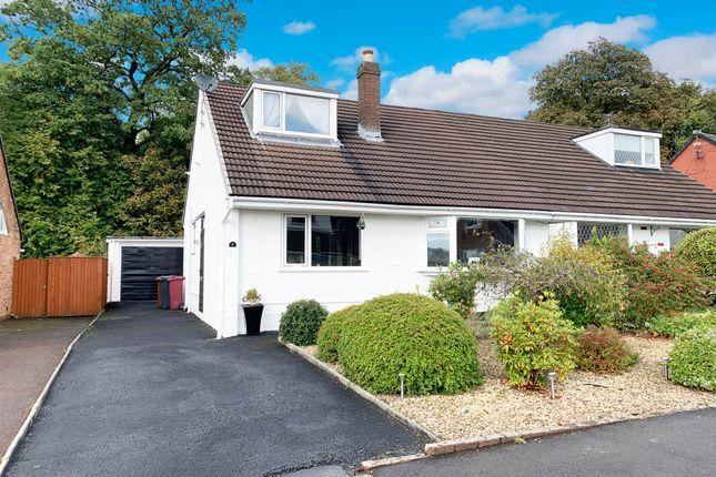 Thumbnail Semi-detached bungalow for sale in Kingsway, Lower Darwen, Darwen