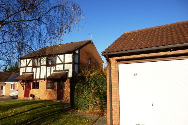 Thumbnail Property to rent in Tiverton Drive, Nuneaton