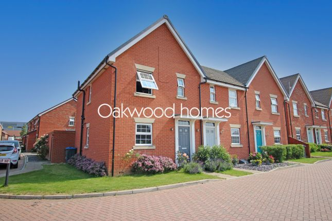3 bed end terrace house for sale in Castle Drive, Margate CT9
