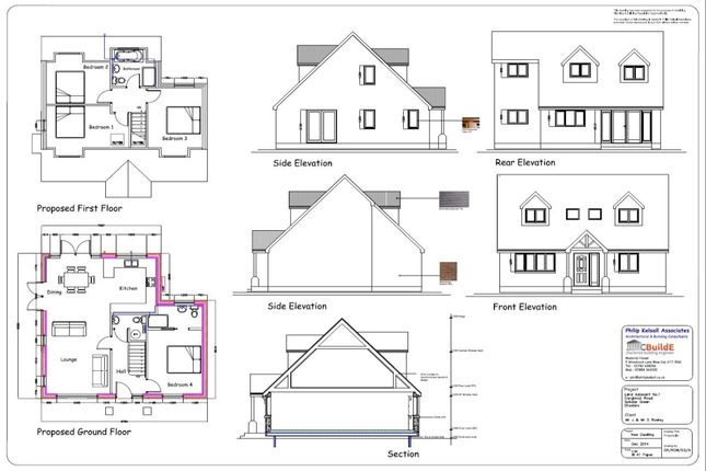 Thumbnail Property for sale in Congleton Road North, Church Lawton, Stoke-On-Trent