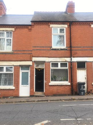 Thumbnail Terraced house for sale in Forest Road, Leicester, Leicestershire