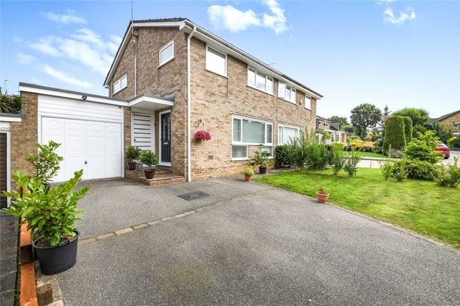 3 bed semi-detached house for sale in Tomlyns Close, Hutton, Brentwood CM13