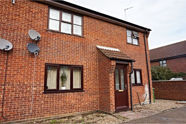 Thumbnail Flat for sale in South Green, Dereham