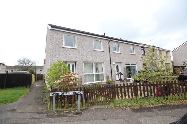 2 bed end terrace house to rent in 118 Springfield Road, Stirling FK7