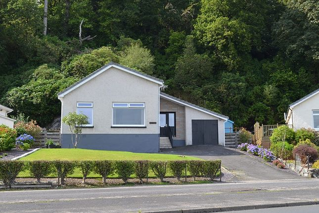 Thumbnail Bungalow for sale in 121 Bullwood Road, Dunoon, Argyll And Bute