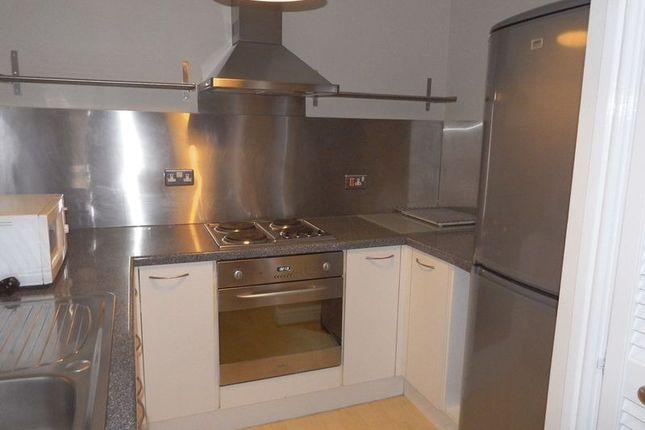 Kitchen of Peel Street, Nottingham NG1